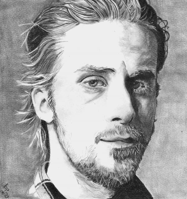 Ryan Gosling by patrick